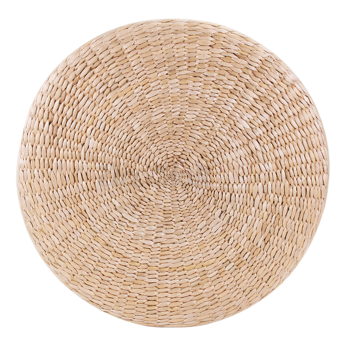 Round Straw Floor Pillows : 45cm Round Pouf Tatami Cushion Floor Cushions Natural Straw Meditation Yoga Mat eBay