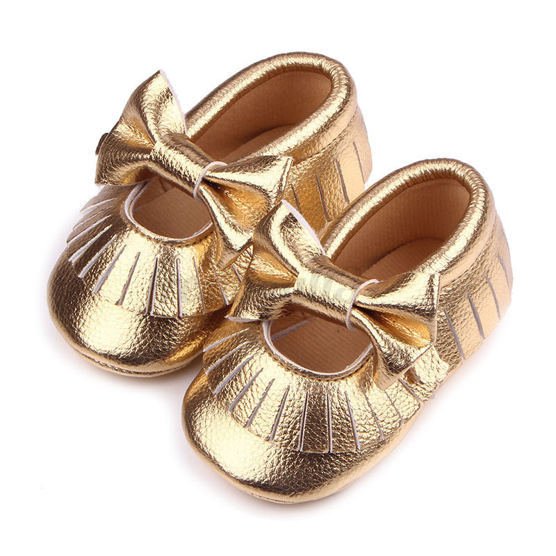 Nis-Girls-Kids-Crib-Baby-Shoes-Toddler-Trainers-Lightweight-Slippers-Soft-Comfy thumbnail 14