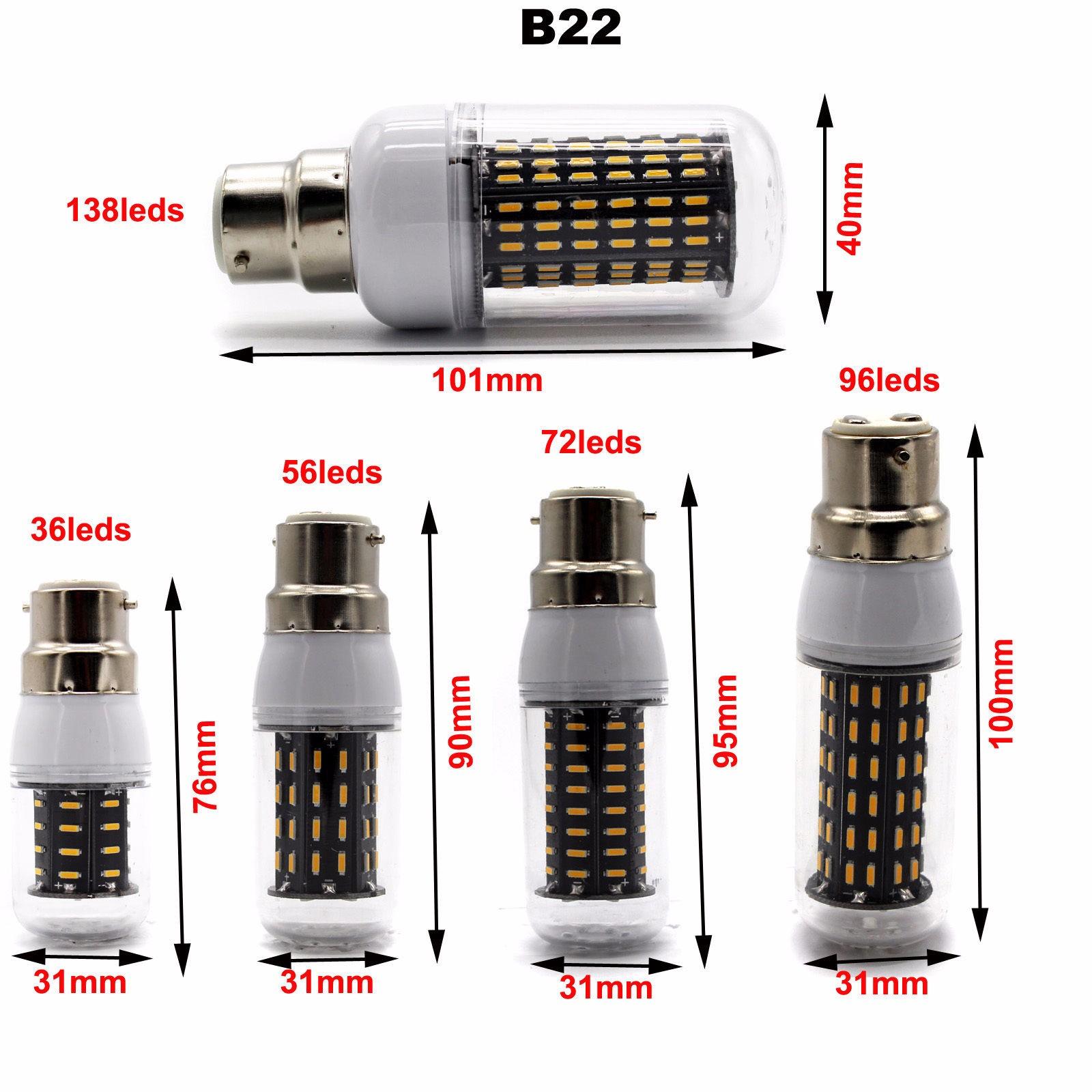 e14 e27 g9 gu10 e12 led corn light bulb 10w 15w 20w 25w 30w smd4014 home lamp ebay. Black Bedroom Furniture Sets. Home Design Ideas
