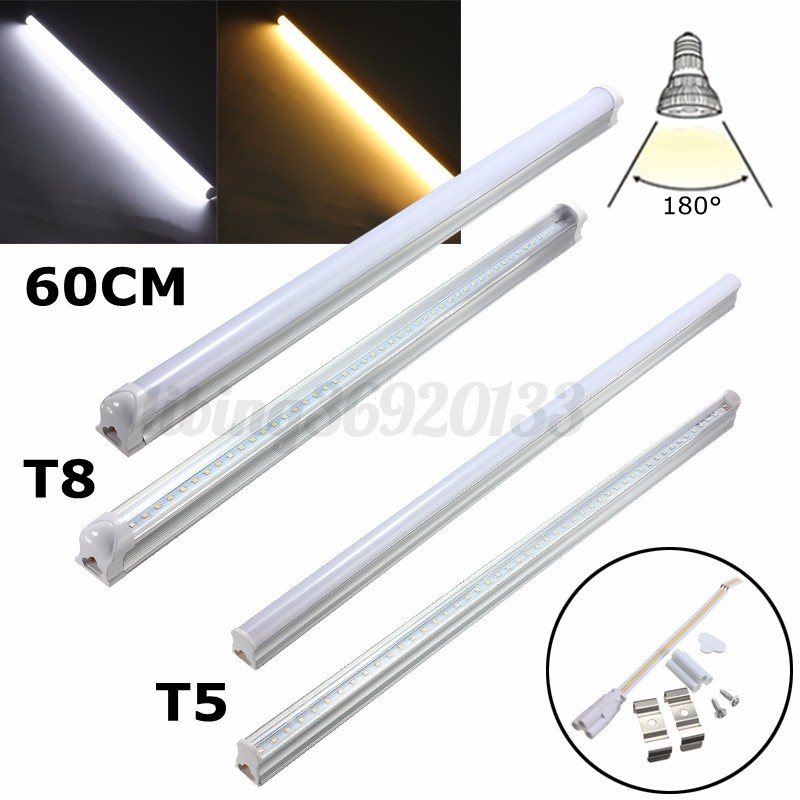 30cm 60cm t5 t8 g13 led tube r hre leuchtstoffr hre leuchtstofflampe r hrenlampe ebay. Black Bedroom Furniture Sets. Home Design Ideas
