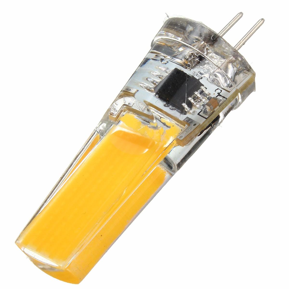 dimmbar g4 6w 9w led cob leuchtmittel stiftsockel ersetze halogen ac dc 12v 220v ebay