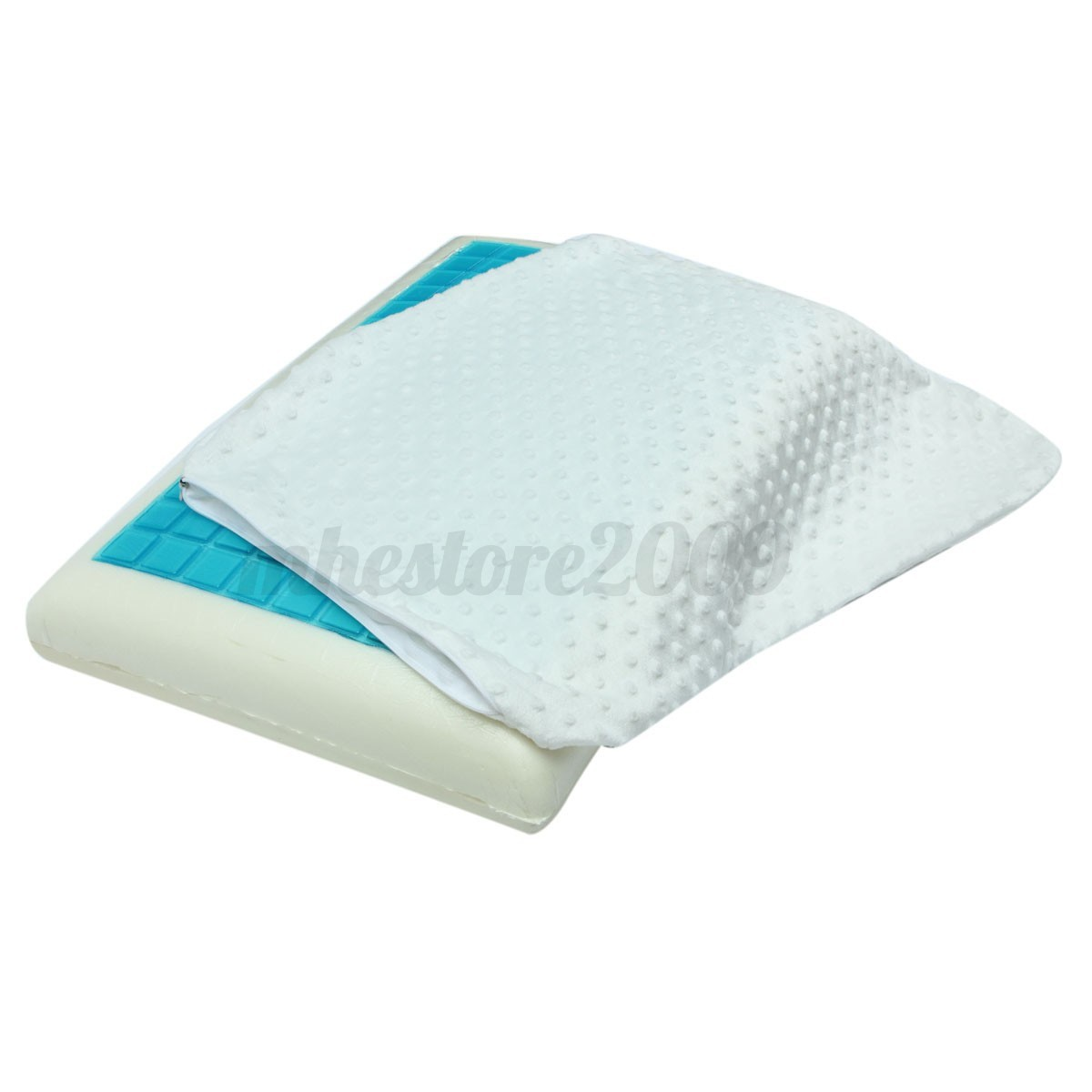 collection of orthopedic bed pillows memory foam pillow orth