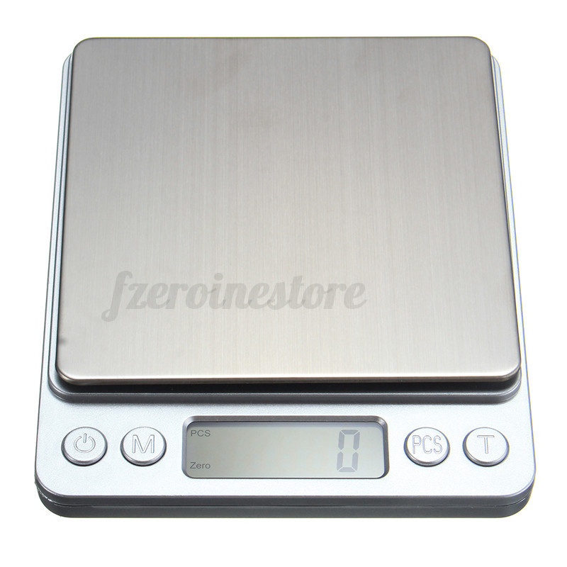 3000g x balanza digital pocket scale joyeria for Balanza cocina 0 1 g