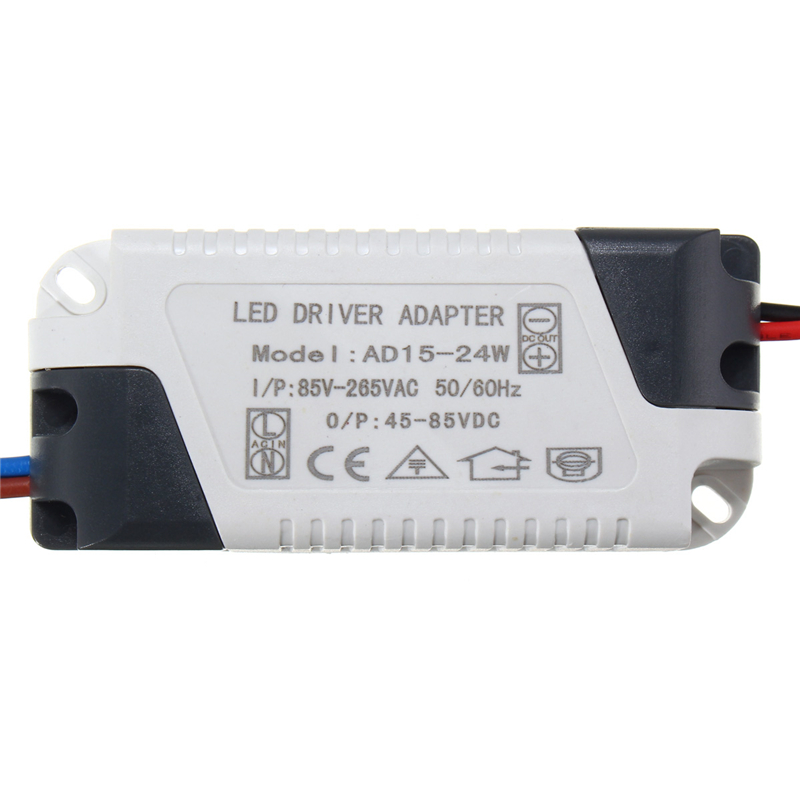 LED Trafo 12V DC  20W Treiber Transformator Driver G4 MR16 Lampen