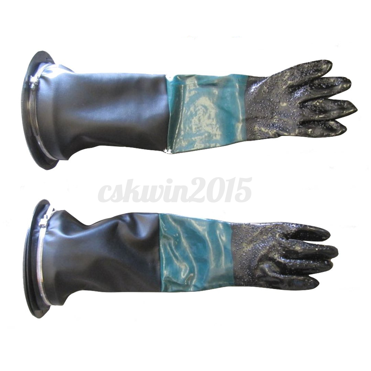 2pc Replacement Rubber Gloves 24 Quot 210 250mm Glove Holder
