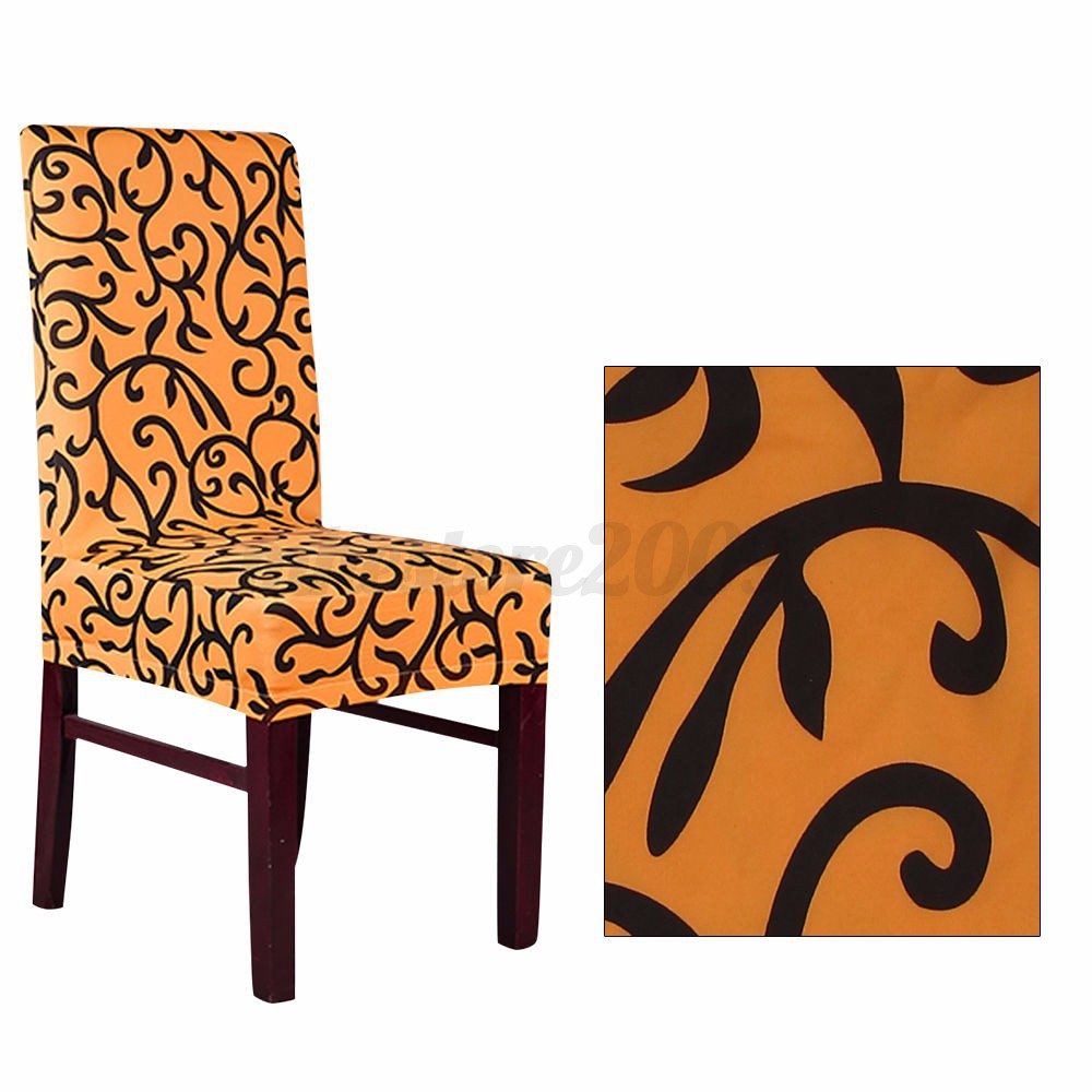 Slipcovers Floral Chair Covers Kitchen Dining Room Wedding  : A58292869A8C479027459A23CFCFC692CA831C9D9DCD562646D2CDF3561333D2C8CE1356F9D203468353D29A43DC4393CF232353C8CE64CB16F5CECA from www.ebay.com size 1000 x 1000 jpeg 138kB