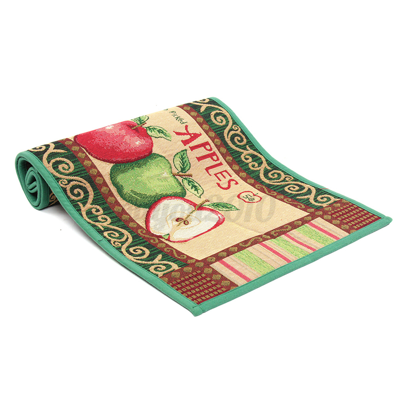 Apples Home Decor Area Rug Carpet Kitchen Bedroom Bathroom