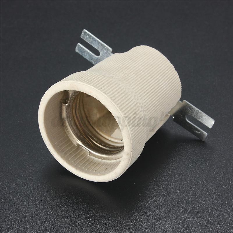 E ceramic lamp base holder fittings socket