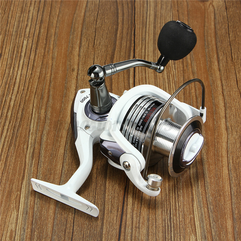 14bb ball bearing fishing spinning reel right left hand for Left handed fishing reels