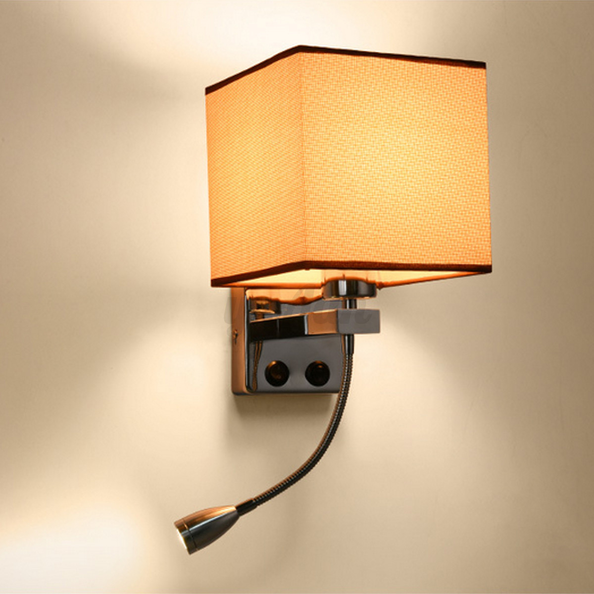 bedroom wall lights uk modern led bedroom bedside living room hotel wall light 14465