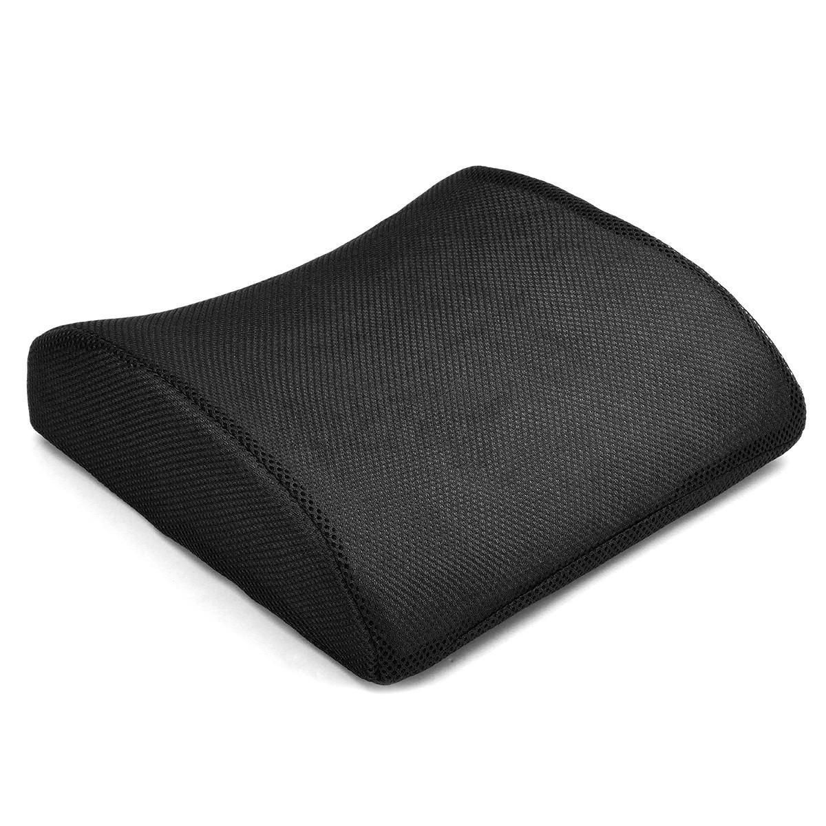 Memory Foam Car Seat Chair Lumbar Back Support Waist