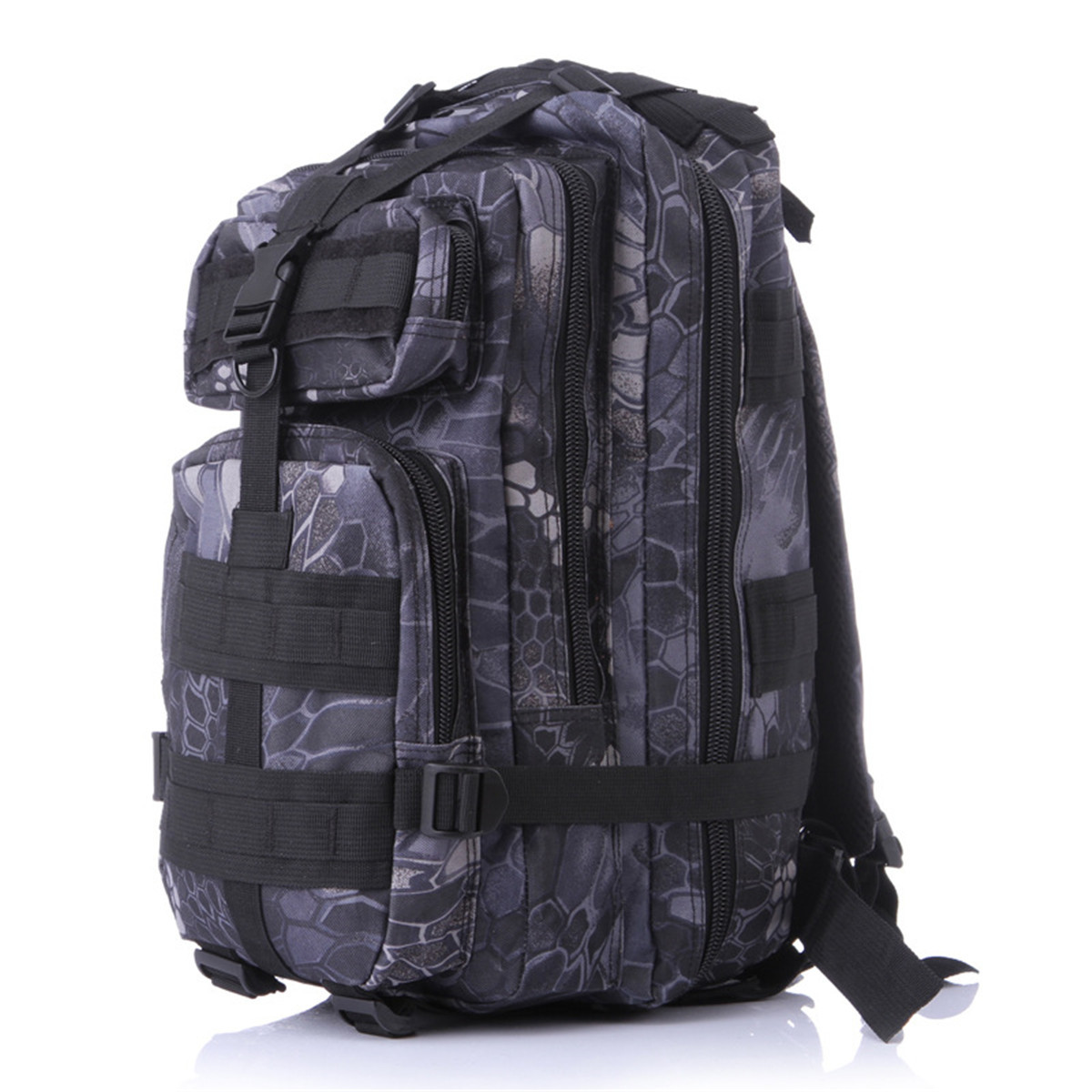 Outdoor military rucksack tactical backpack sport camping for Outdoor rucksack