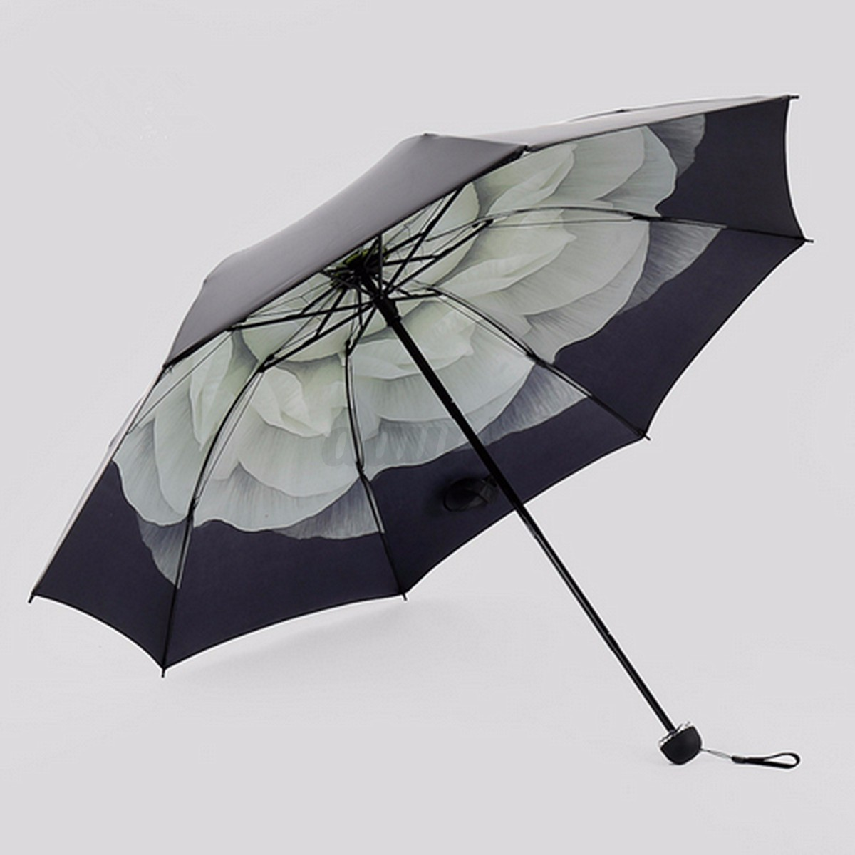 Double Layer Windproof Upside Down Reverse Umbrella Inside ...