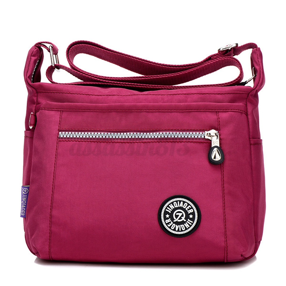 Waterproof Messenger Bag >> Women Lady Waterproof Nylon Purse Shoulder Bag Crossbody Messenger Tote Handbag   eBay