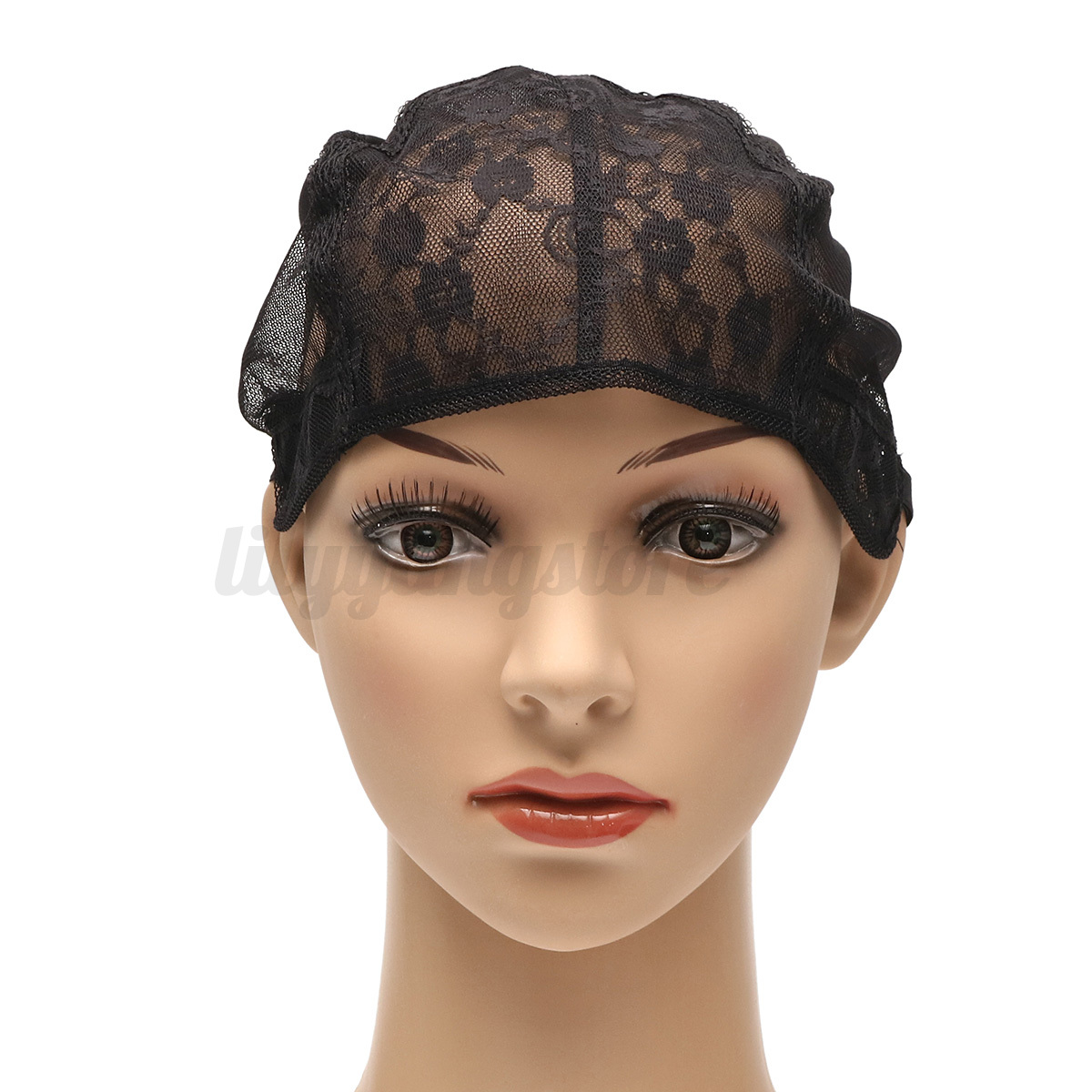 Wig Lace Front Caps For Making Wigs Adjustable Straps