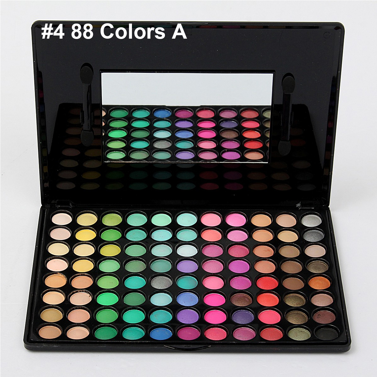 palette fard paupi res ombre mat glitter paillettes smoky eyeshadow maquillage ebay. Black Bedroom Furniture Sets. Home Design Ideas