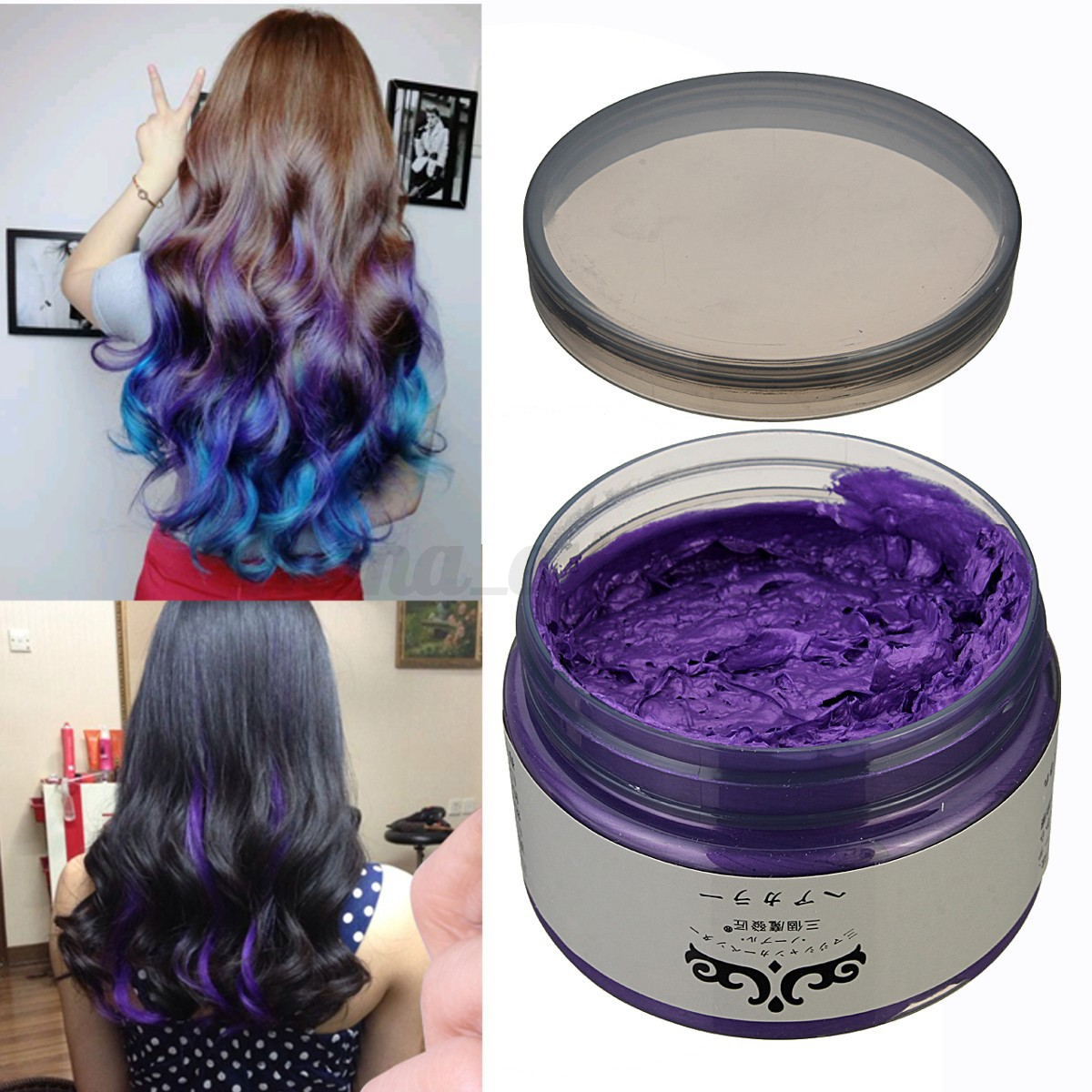 Tiente-De-Pelo-Cabello-Crema-Semipermanente-La-Riche-Directions-Hair-Color-Dye