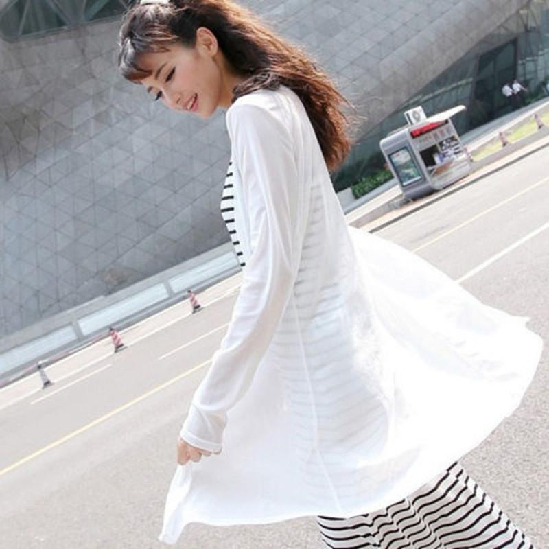 Details about Women Plus Size Cardigan Kimono Coat Jacket Swimwear  Beachwear Bikini Cover Up de77cfca4
