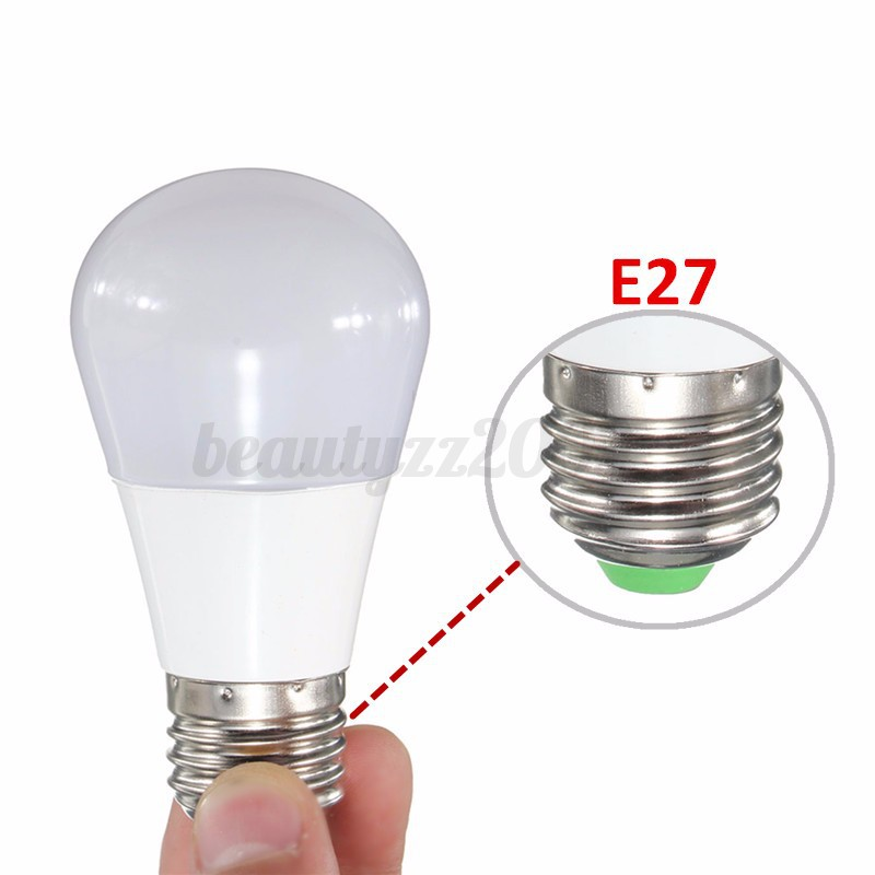 lampadina led rgb : Lampada 3W E27 RGB LED Multicolori Lampadina Luce Telecomando AC 85-2 ...