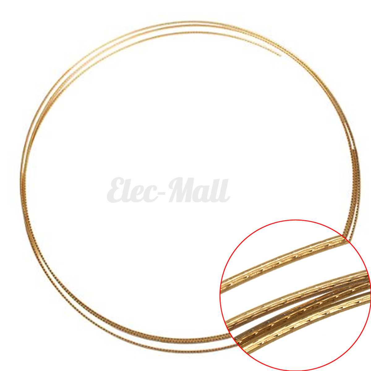 8ft acoustic guitar fret wire replacement guitar brass fret wire ebay. Black Bedroom Furniture Sets. Home Design Ideas