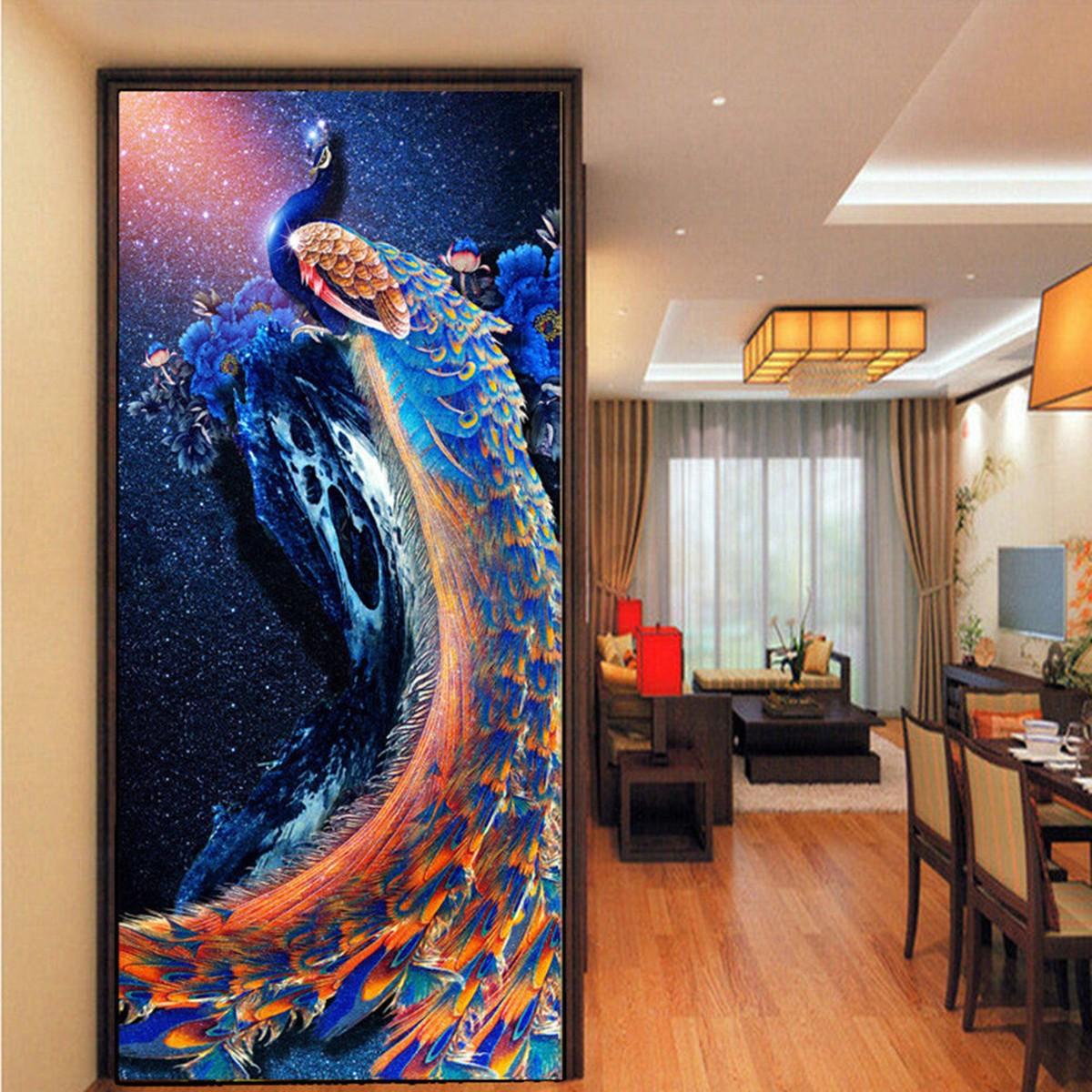 5d Diamond Painting Leopard Embroidery Cross Stitch Diy Home Decor Craft Kit Hot Ebay