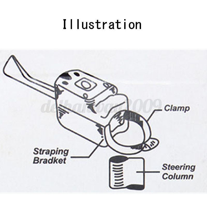 hot rod turn signal wiring diagram images turn signal switch chrome 12v universal street hot rod turn signal switch for ford buick