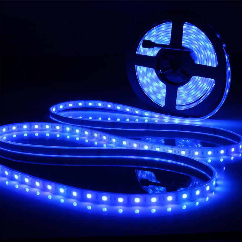 5m 300 led 5050 smd rgb flexible strip tape tube light lamp 5m 300 led 5050 smd rgb flexible strip aloadofball Choice Image