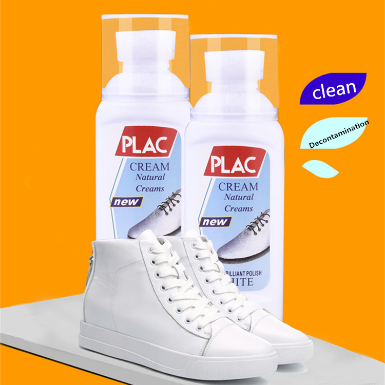 75ml Magic Refreshed White Shoe Trainer Boot Cleaner ...
