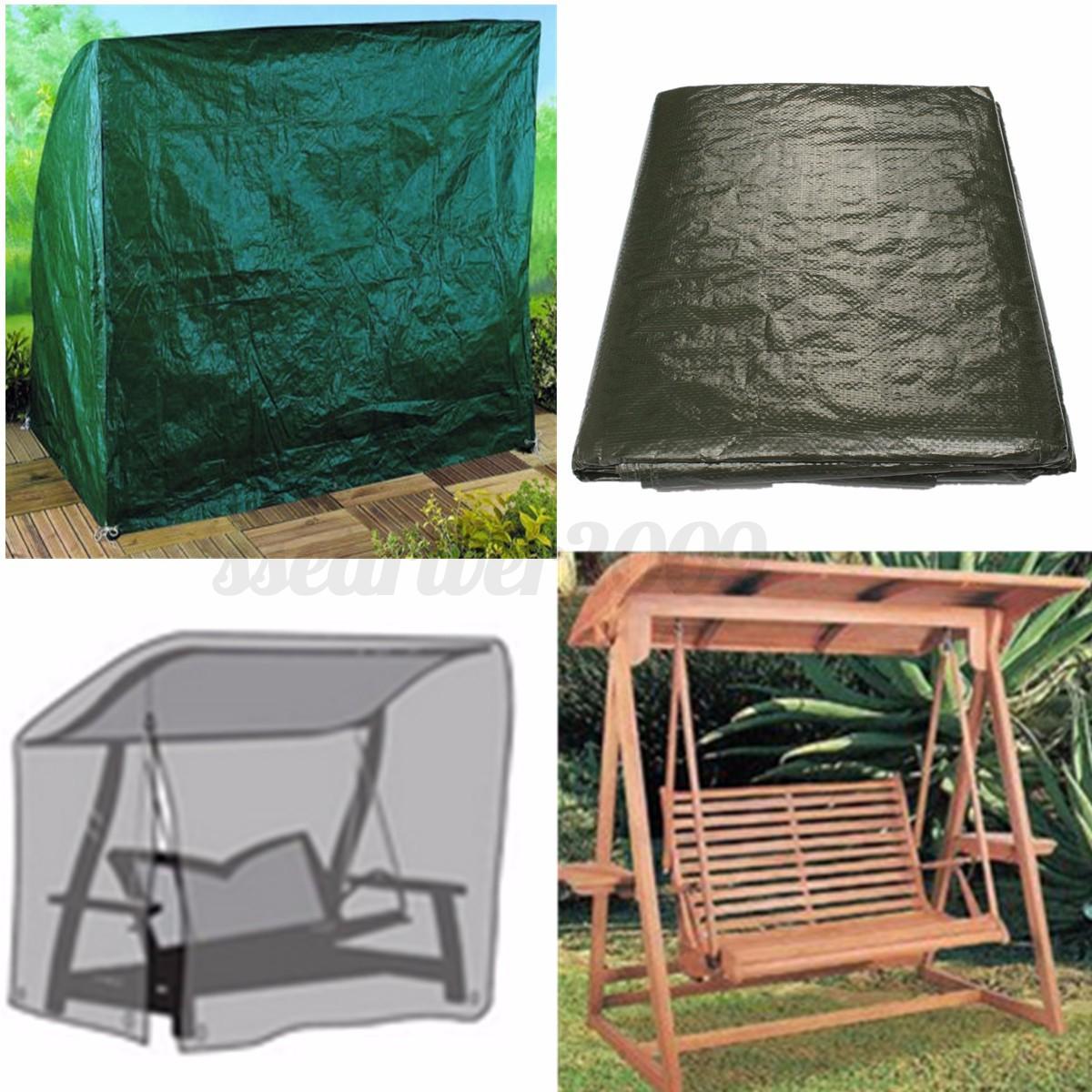 Waterproof Furniture Cover For Garden Outdoor Patio Bench