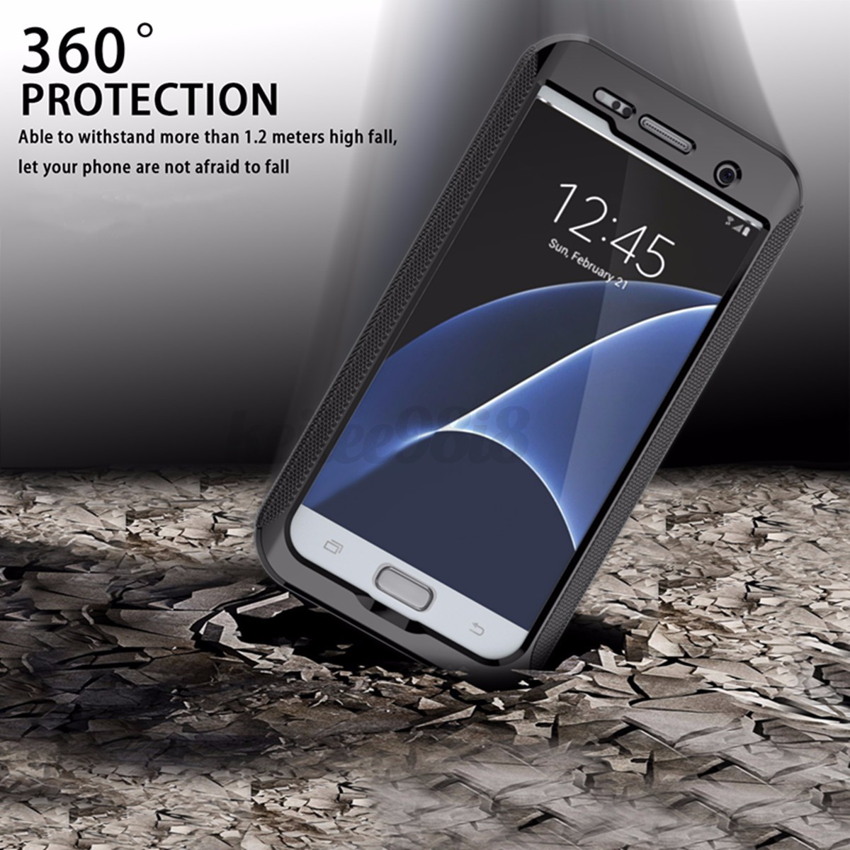 etanche anti choc poussi re neige coque etui housse pr samsung galaxy s7 edge s7 ebay. Black Bedroom Furniture Sets. Home Design Ideas