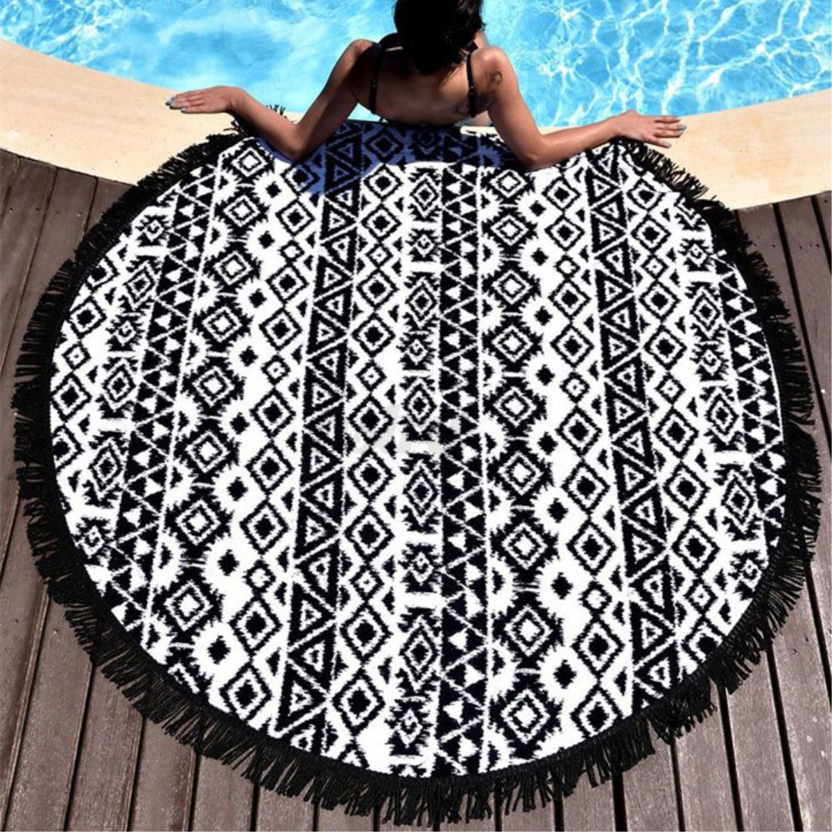 Round Outdoor Rugs Perfect Home Design