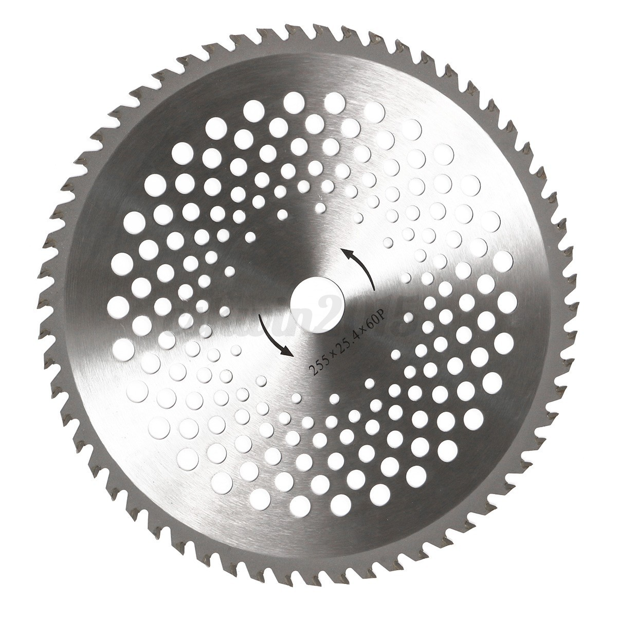 Brush Cutter Blade Strimmer Metal Disc 254mm 10/'/'   4  Tooth Strimmer Weed Tool