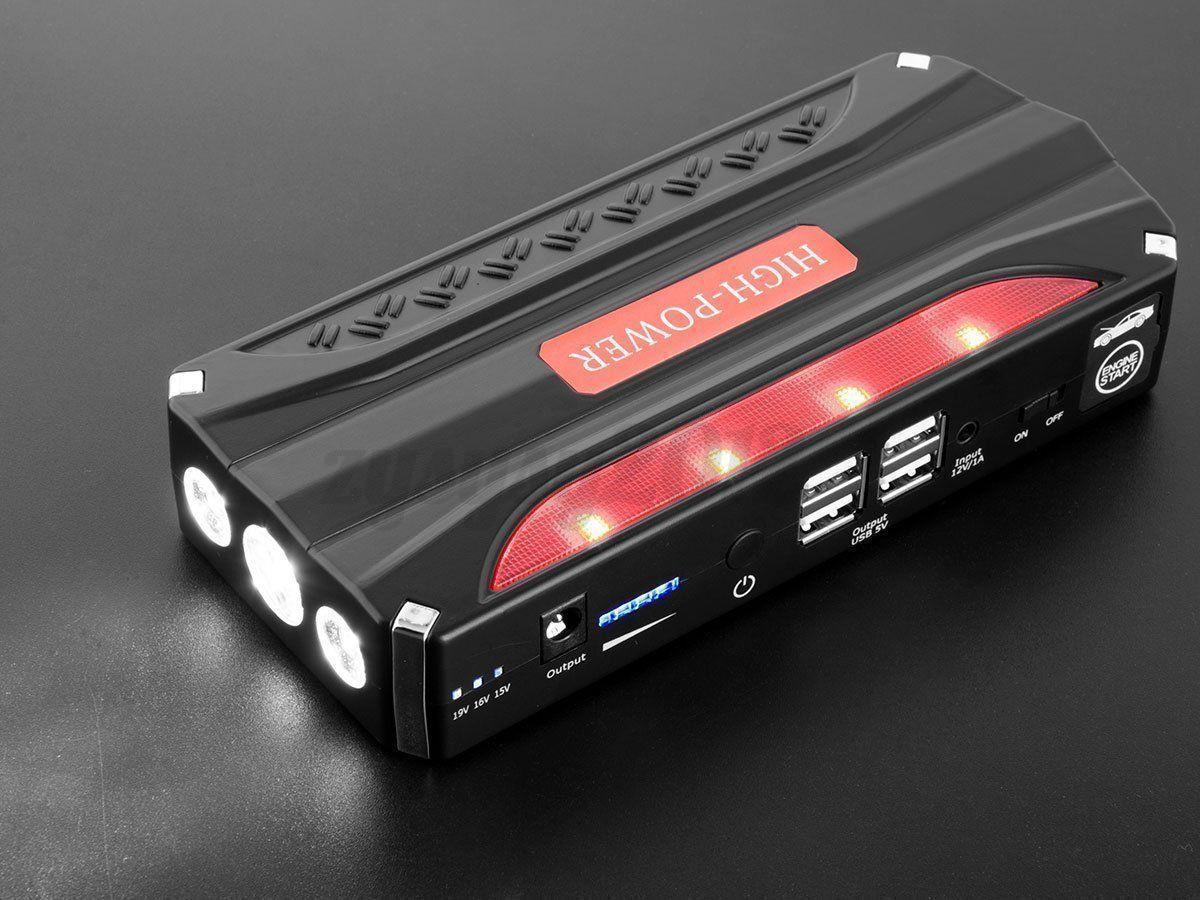 68800mah 12v batterie booster starter voiture d marrage chargeur d marreur auto. Black Bedroom Furniture Sets. Home Design Ideas