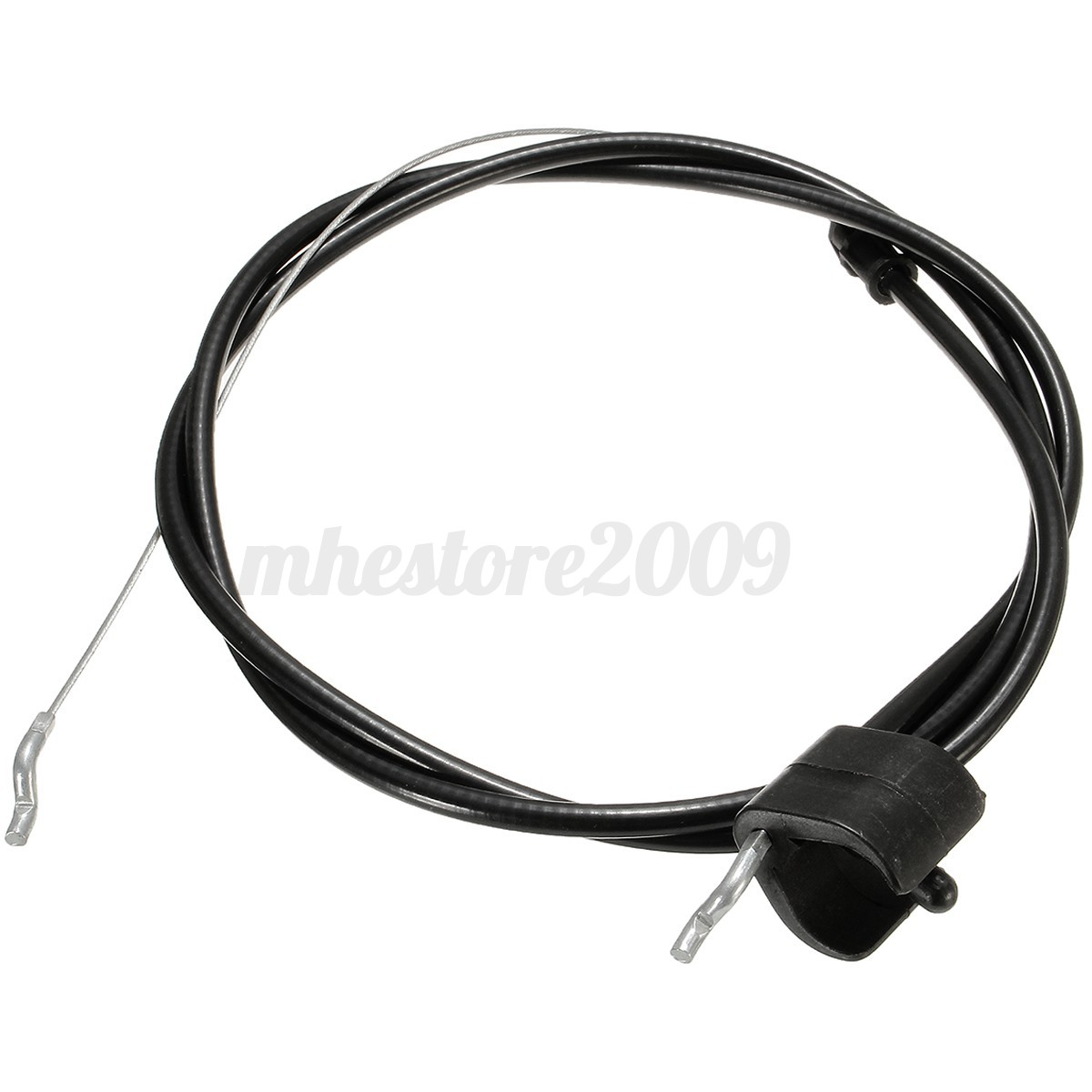 Bend Pull Control Cable Only : Push lawn mower throttle pull control cable for husqvarna