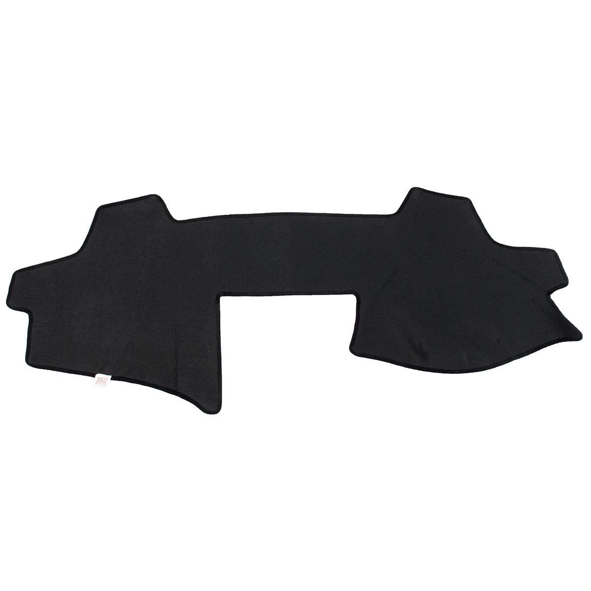 black felt car inner dashboard dashmat sun cover pad for toyota camry 2006 20. Black Bedroom Furniture Sets. Home Design Ideas