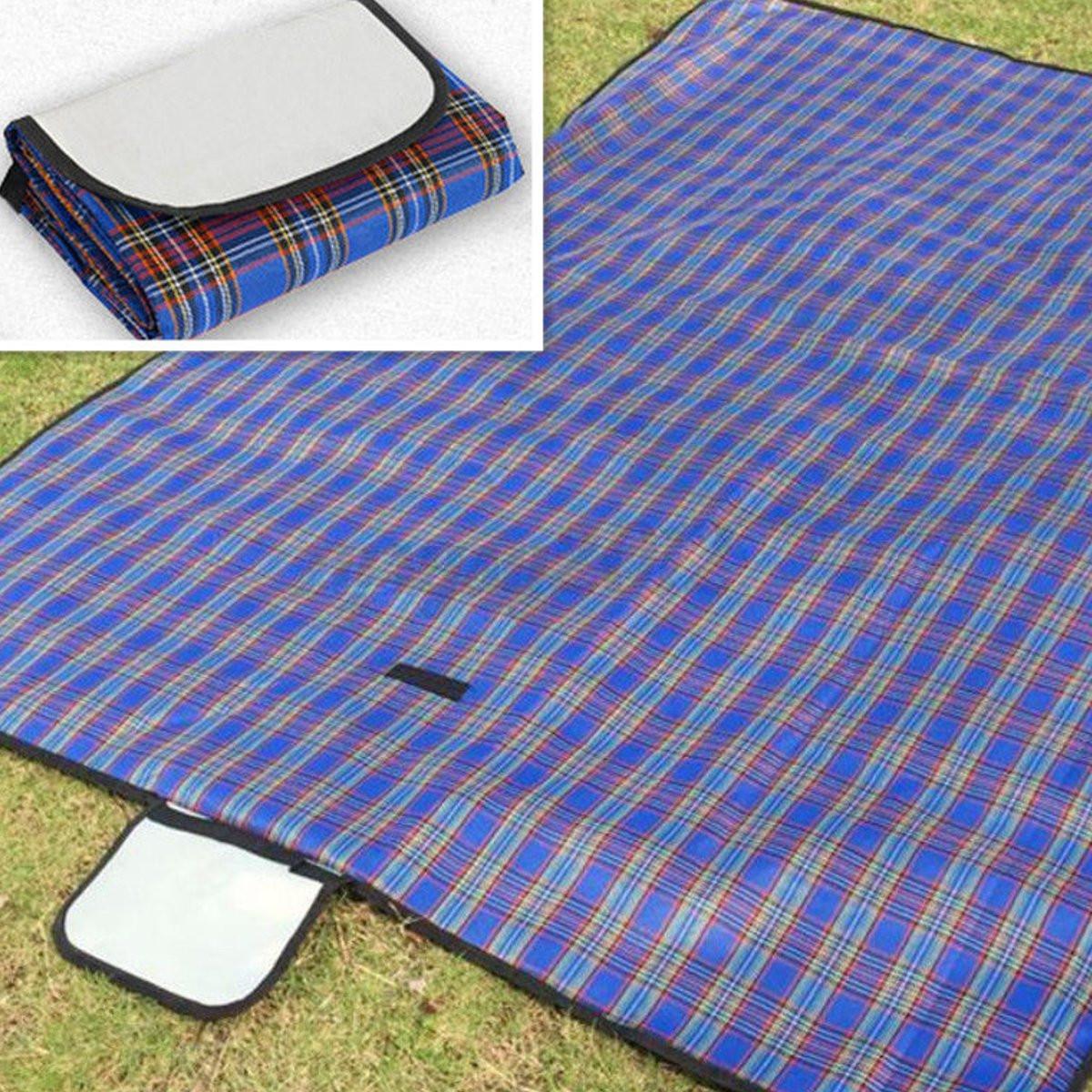 Extra Waterproof Outdoor Picnic Rug Mat Blanket