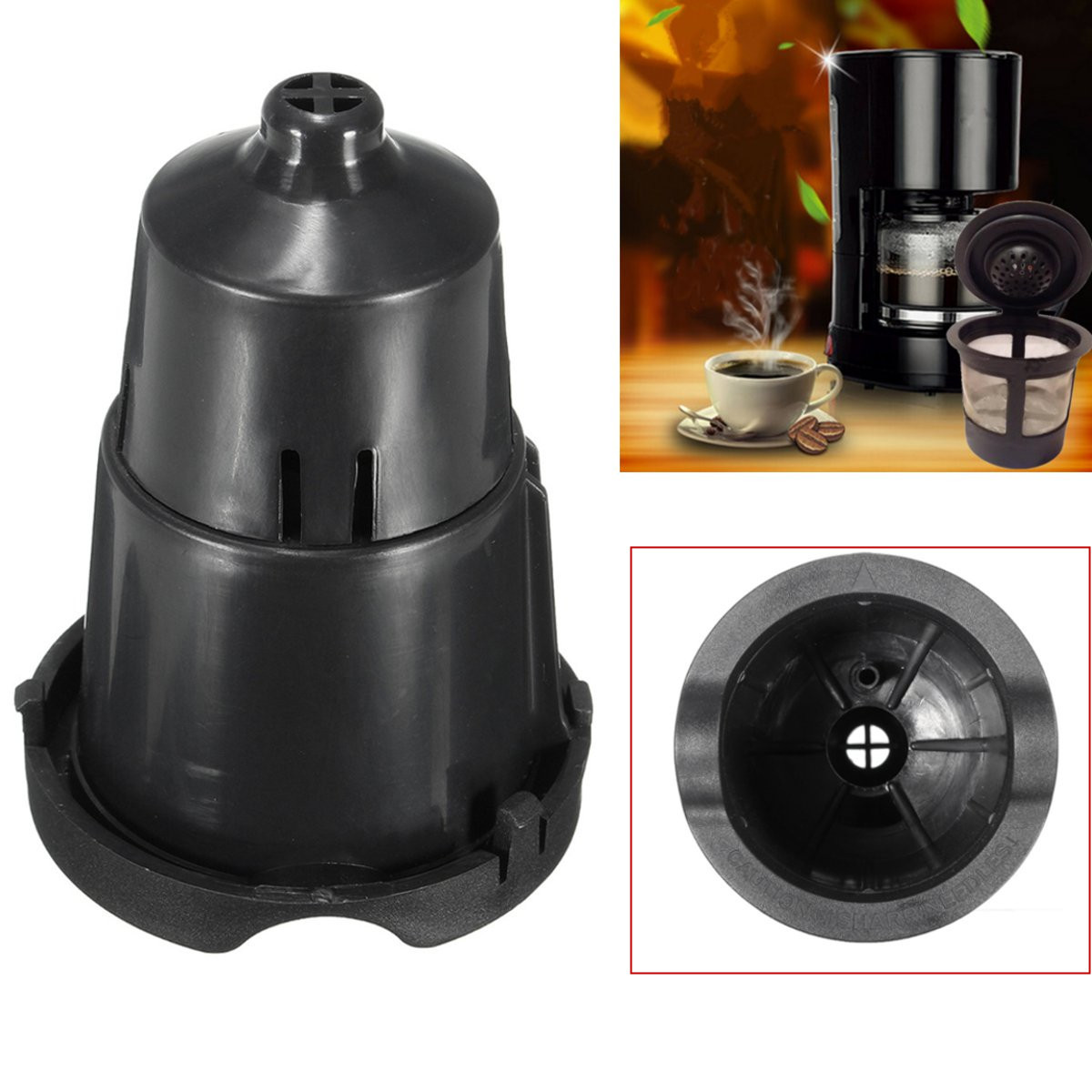 Universal Coffee Filter Replacement Holder For Keurig ...