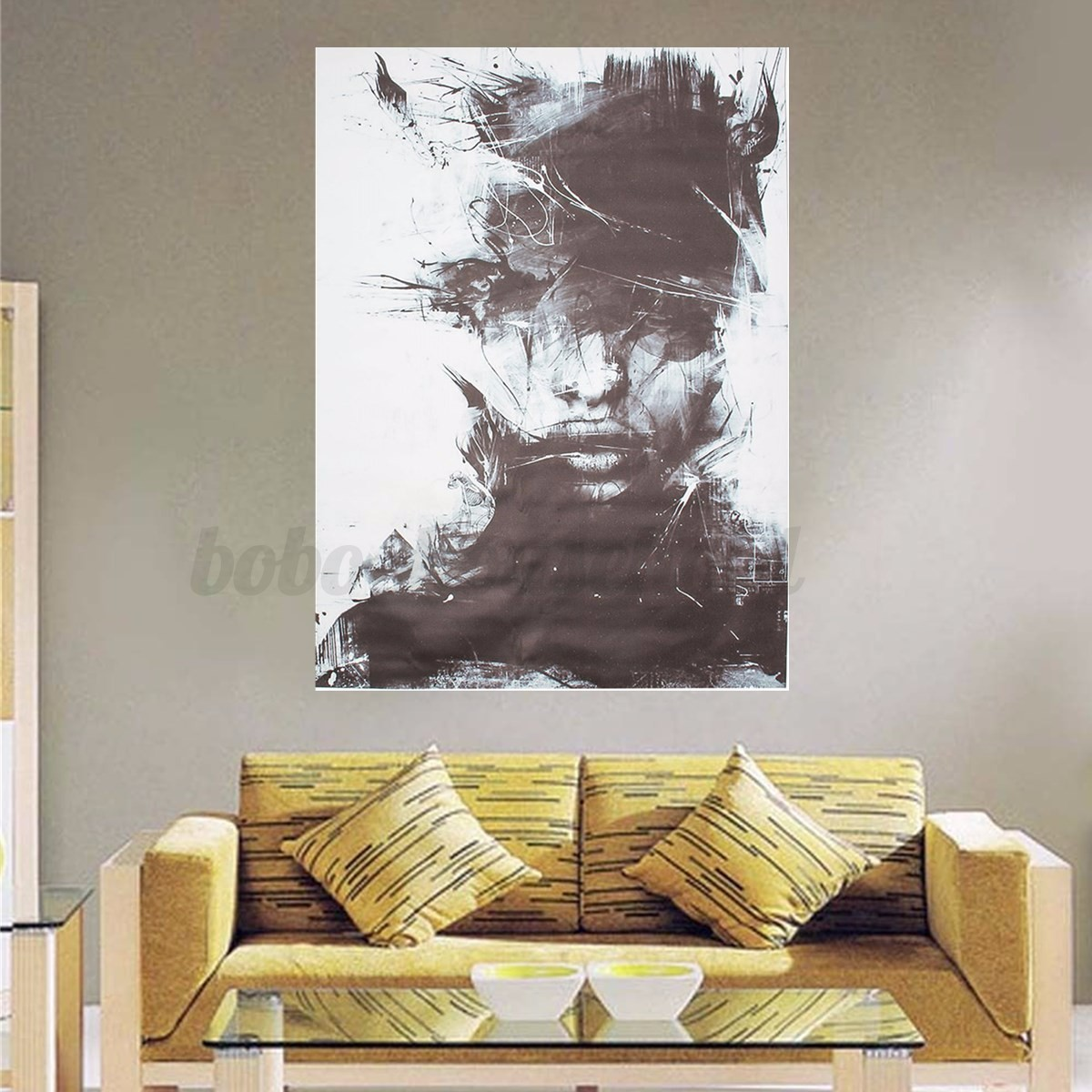 Unframed-60-120cm-Modern-paint-Oil-Painting-Abstract-Art-Decor-On-Canvas