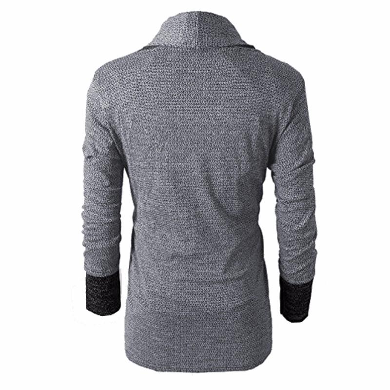 herren sakko slim fit business blazer strickjacke cardigan pullover. Black Bedroom Furniture Sets. Home Design Ideas