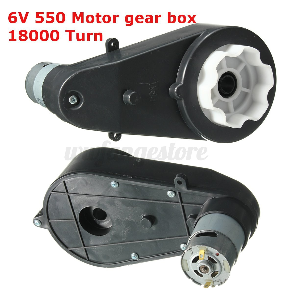 12000 30000 rpm high speed electric motor gear box control for Electric motor control box