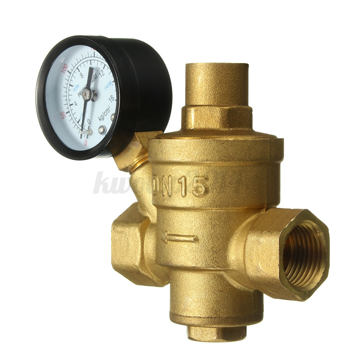 1 2 39 39 dn15 bspp brass water pressure reducing valve with. Black Bedroom Furniture Sets. Home Design Ideas