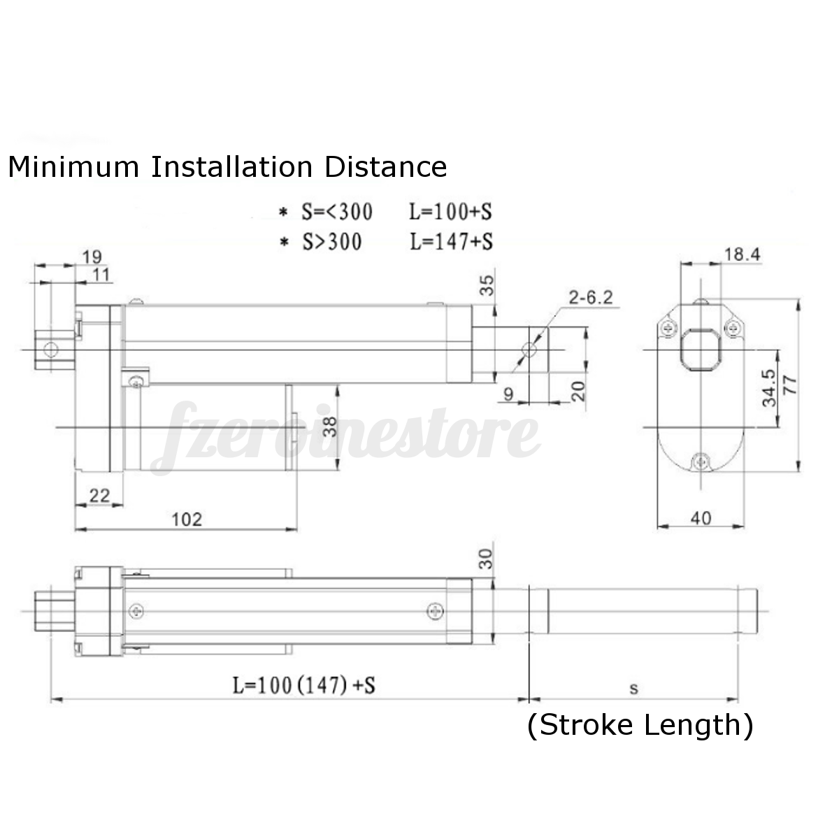 Warner Linear Actuator Wiring Diagram - Wiring Diagram and ...