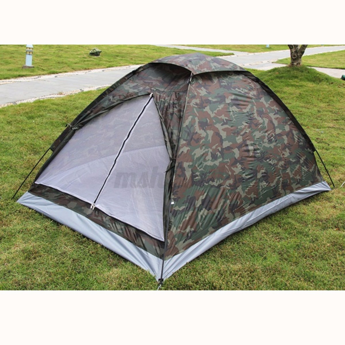 Waterproof 2 Person Camping Tent Traveling Outdoor Hiking ...