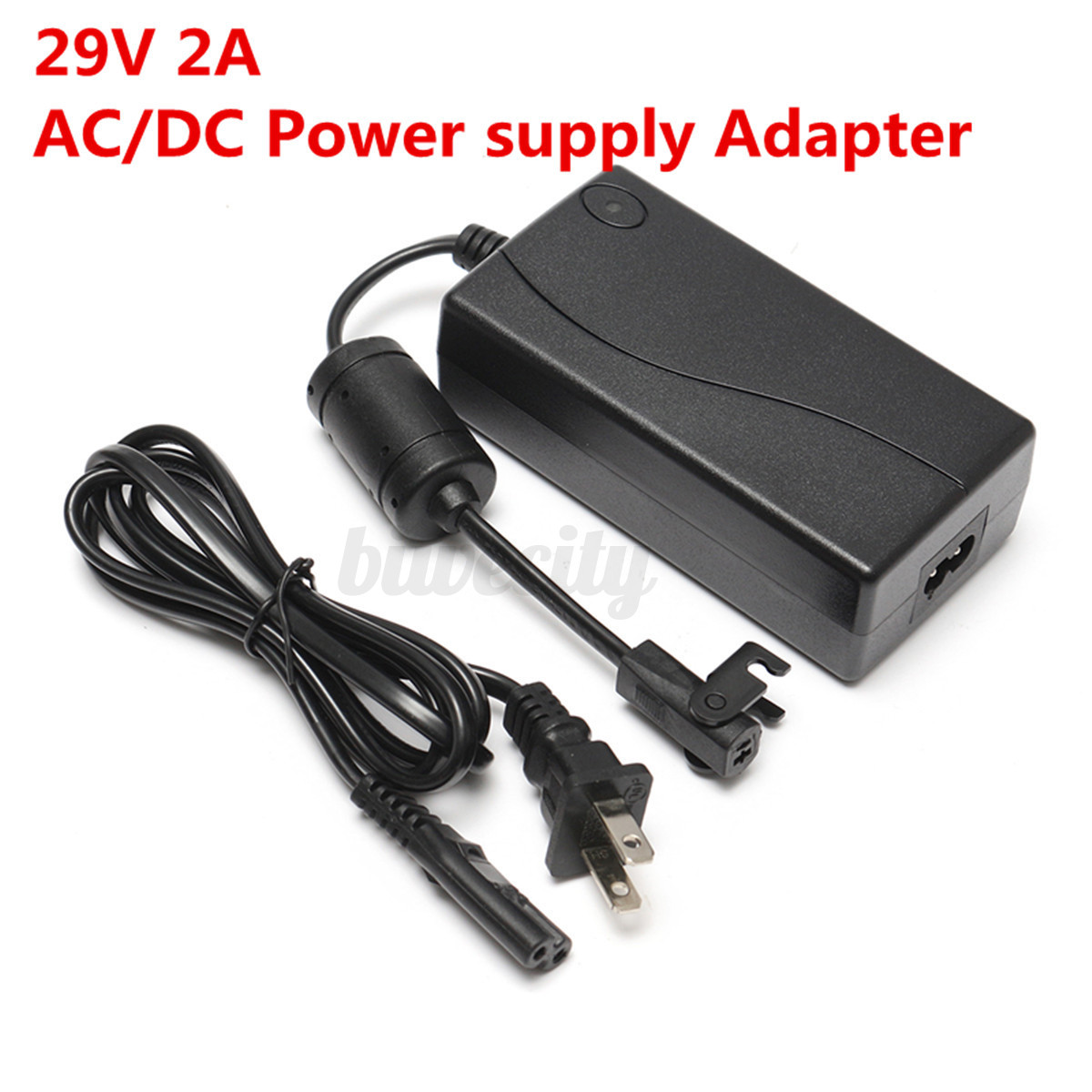 29v 2a Ac Dc Power Supply Adapter Transformer For Electric