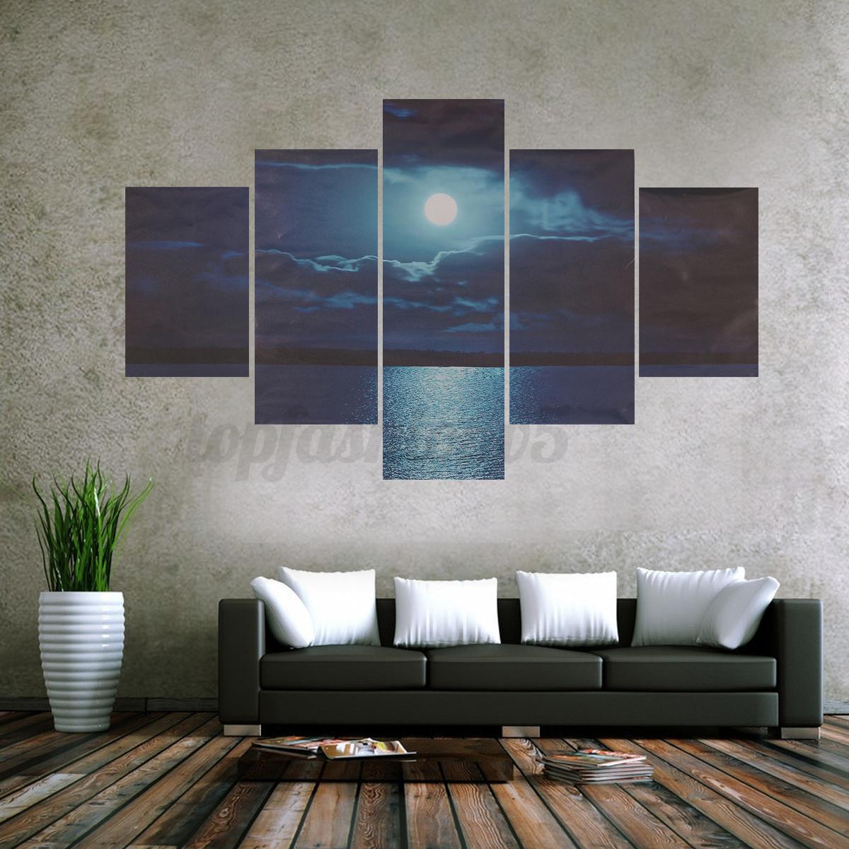 Moderno multistyle stampa tela arredamento arredo casa for Arte e arredo