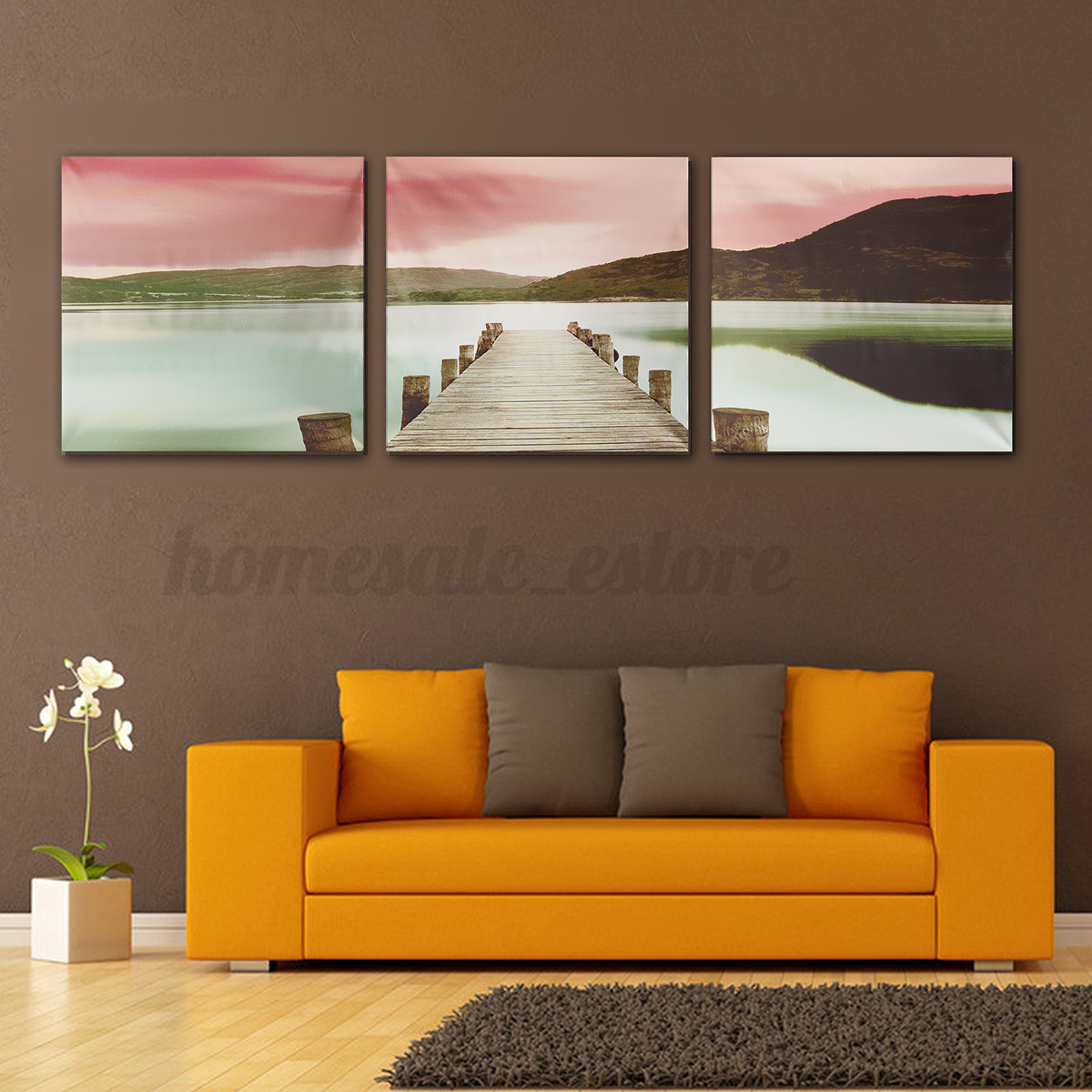 modern abstract canvas print painting picture wall mural hanging decor unframed ebay. Black Bedroom Furniture Sets. Home Design Ideas