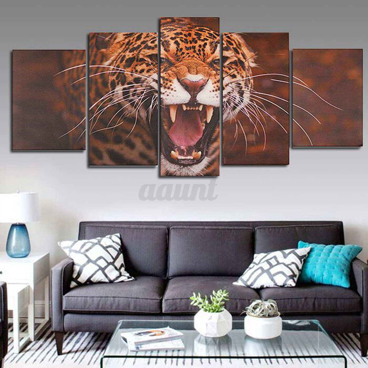 Living room canvas print wall art oil painting picture for Canvas wall mural