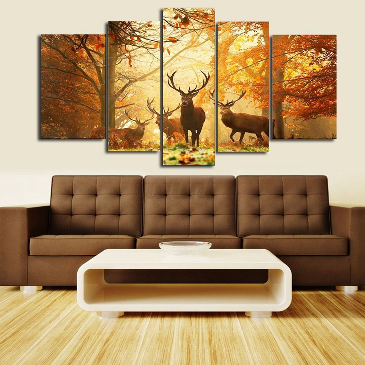 Modern abstract canvas print painting picture wall mural for Canvas wall mural