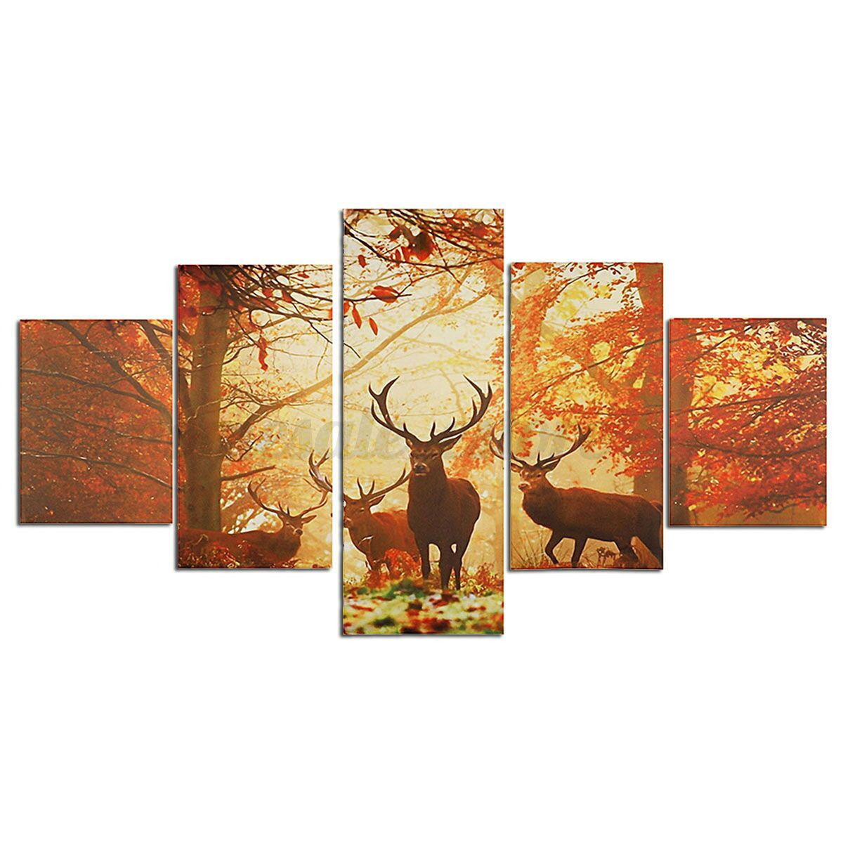 Hd Canvas Print Home Decor Wall Art Painting : Hd canvas print modern ry animal wall art oil