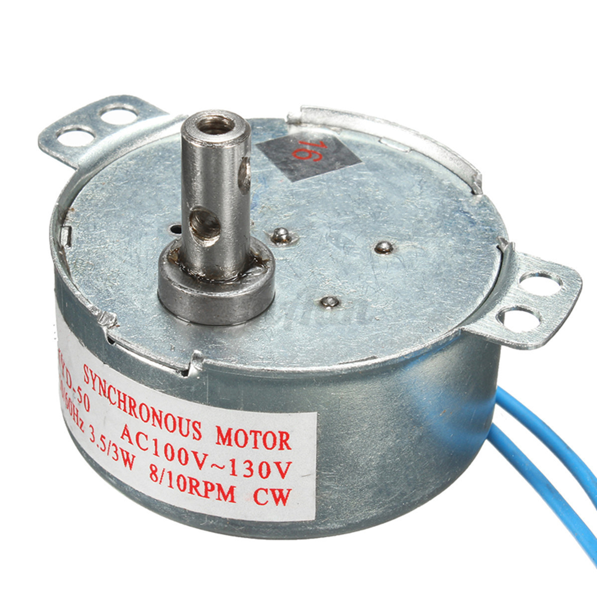 110v Ac 8 10rpm Cw Ccw Tyd 50 3w Synchronous Motor Low Noise Robust Torque Motor Ebay